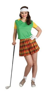 Old Fashioned Ladies Golf Clothes
